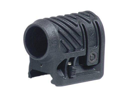 ACK, LLC TDI Arms Flashlight Adaptor for 3/4-Inch Diameter Flashlight, Black (Tdi Arms)