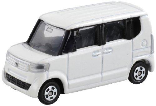 Honda N BOX(ホワイト) 「トミカ No.20」の商品画像