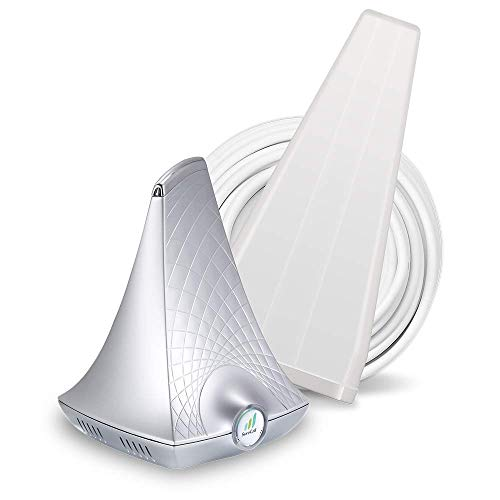 SureCall Flare 3.0 Cell Phone Signal Booster for Home Yagi Antenna Configuration | Integrated indoor antenna for easier install | Covers up to 3000 sq ft | Boosts Voice, data for 4G, LTE, 3G (Best Cell Phone Deals Canada)