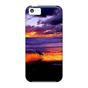 New Fashion Premium Tpu Cases Covers For Iphone 5c - Abstract 3d