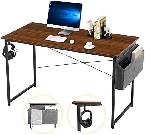 Sengo Home Office Desk Computer Desk Work Table Study Writing Table Workstation Desk Gaming Desk Review
