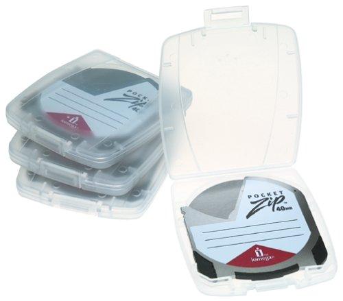 Iomega 31530 PocketZip 40MB PC Media