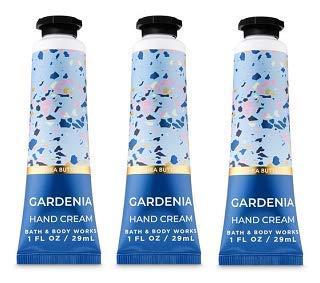 Bath and Body Works 3 Pack Gardenia Hand Cream. 1 - Iris Windswept