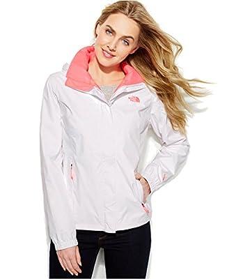 The North Face Women's Resolve Zip-up Waterproof Jacket