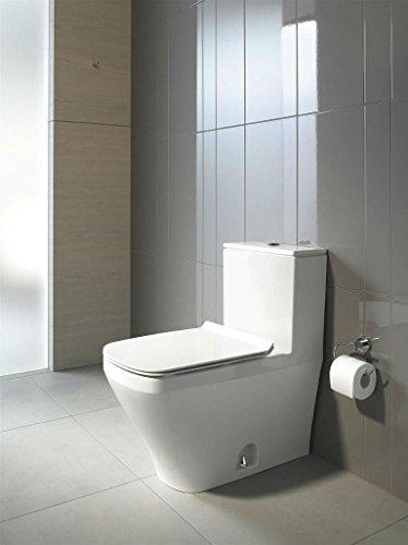 Duravit 2157010005 Toilette Durastyle, 1 pièce (siège non inclus)
