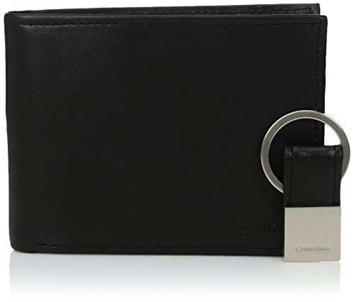 calvin-klein-mens-leather-bifold-wallet-w-key-fobblackone-size