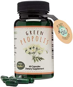 GREENBOW Green Propolis Genuine Brazilian Green Propolis, Contains Artepillin C One of The Most Nutrition Packed Diet Supplements 1