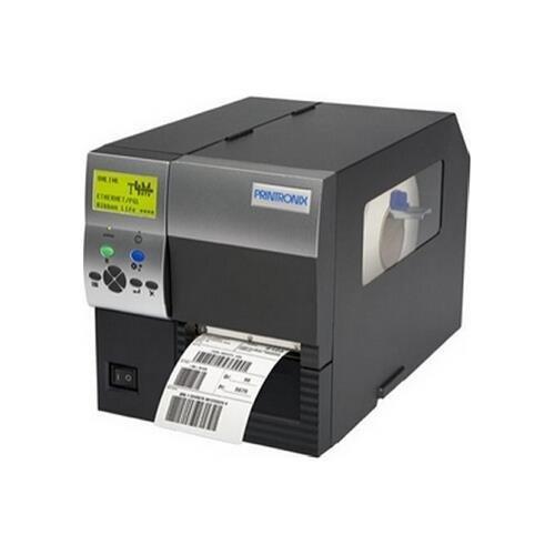 Printronix T4M Series Monochrome Desktop Thermal Label Printer, 10 in/s Print Speed, 203 dpi Print Resolution, 4.1