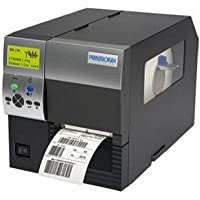 Printronix T4M Series Monochrome Desktop Thermal Label Printer, 10 in/s Print Speed, 203 dpi Print Resolution, 4.1 Print Width, 110/220V AC