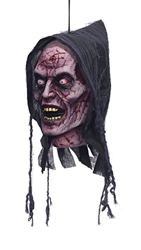 Ghost Poly Foam Head Prop by Forum Novelties