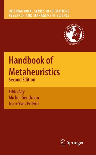 Download Handbook of Metaheuristics: 146 (International Series in Operations Research & Management Science) Pdf