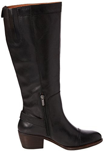 Black Baqueira Noir Pikolinos W9m i17 Femme Bottes WF6YndqaB0