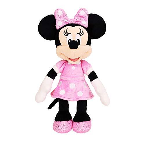 Disney Junior Mickey Mouse Beanbag Plush - Minnie Mouse