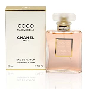 chanel coco mademoiselle eau de parfum spray 50ml. Black Bedroom Furniture Sets. Home Design Ideas