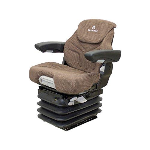 KM 1310 Uni Pro Seat and Suspension Seat Tractors Case IH, McCormick, Steiger, John Deere
