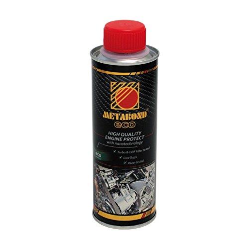 Metabond Eco. Aditivo para aceite de motor antifricción y antidesgaste. Para motores de gasolina, diésel y GLP.: Amazon.es: Coche y moto