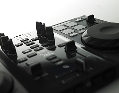 "Hercules DJ Controller with ""Touch"" and ""Air"" Controls"