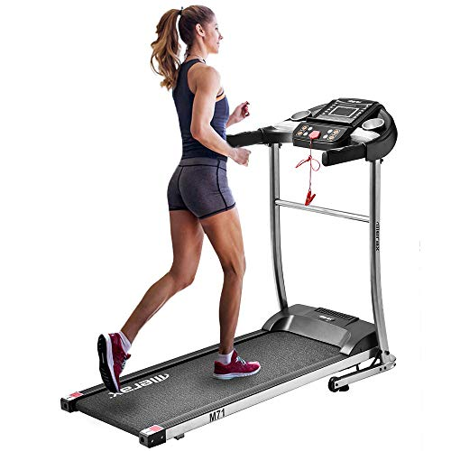 Yetech Treadmill, Folding Electric Treadmill Motorized Running Machine, Easy Assembly