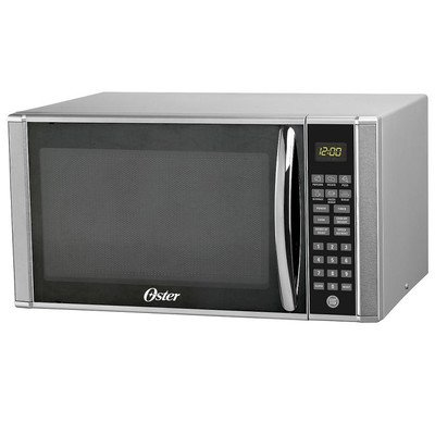 OSTER OGT41103 Microwave Oven, 1.1 CUBE, Stainless Steel