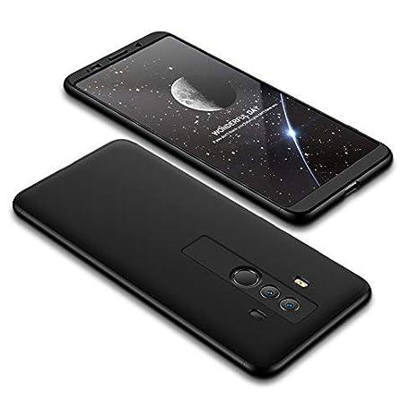 PAIPAIGUAN Funda Huawei Mate 10 Pro Carcasa Huawei Mate 10 Pro[Protector de Pantalla de Vidrio Templado] 3 en 1 Desmontable Anti-Arañazos Huawei Mate ...