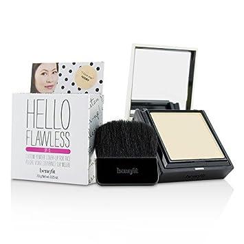 Amazon.com : Benefit Cosmetics Hello Flawless Powder Foundation Ivory I Love Me : Face Powders : Beauty