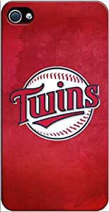 Minnesota Twins MLB iPhone 4-4S Case v10 3102mss by icecream design