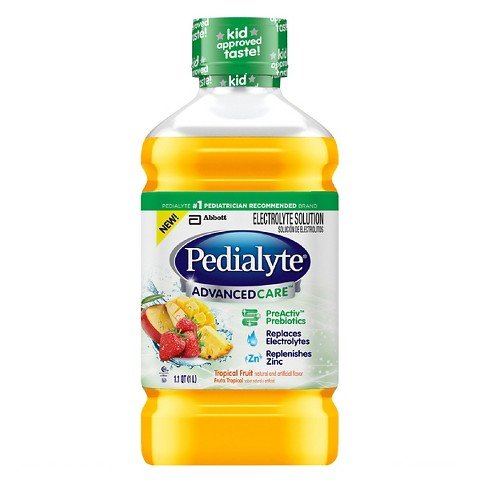 Pediatric Electrolyte Solutions Pedialyte