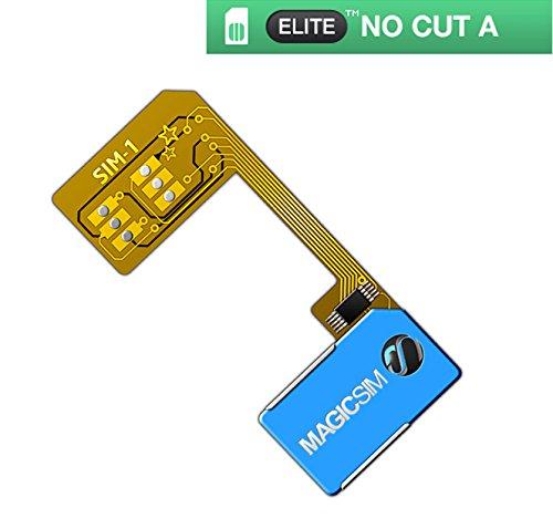 MAGICSIM ELITE - Dual SIM adaptador de tarjeta - no cortar ...