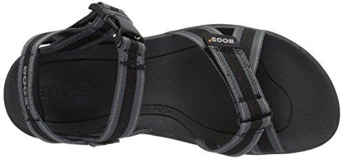 multicolore Sandal Noir Athletic Stripes Men's Rio Bogs qnxHBCgC