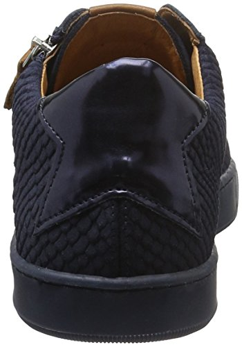 Femme Combi Basses Bleu Navy PMS Baskets Sneaker Santander Typical Xx8nwS4qgf