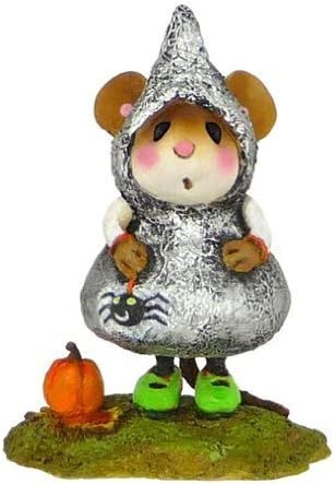 Wee Forest Folk Halloween M-465 Sweet Treater 2012 A Kiss