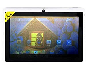 G-Tab Q77 7-inch IPS LCD 8GB ROM 512MB RAM Android WiFi Tablet Multi Color