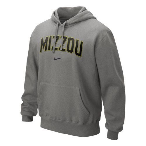Missouri Tigers Classic Hooded Sweatshirt - Men - S (Classic Sweatshirt Tiger)