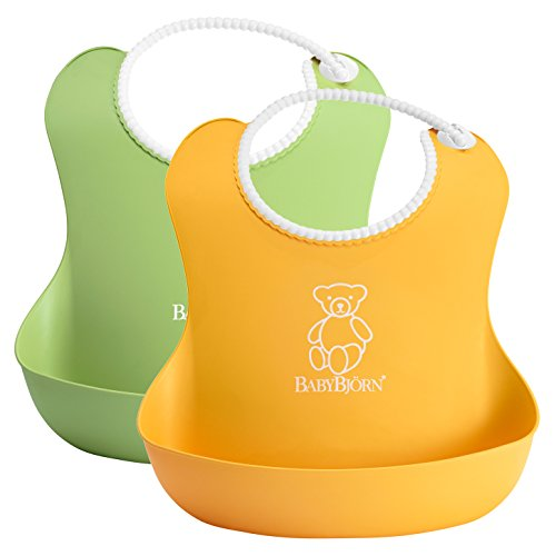 BABYBJORN Soft Bib (Pack of 2)