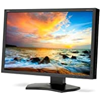 NEC Display P242W-BK 24.1 LED LCD Monitor - 16:10 - 8 ms 24IN LED 1920X1200 1000:1 MULTISYNC P242W-BK DVI-D VGA HDMI Adjustable Display Angle - 1920 x 1200 - 16.7 Million Colors - 1,000:1 - DVI - HDMI - VGA - USB - RoHS