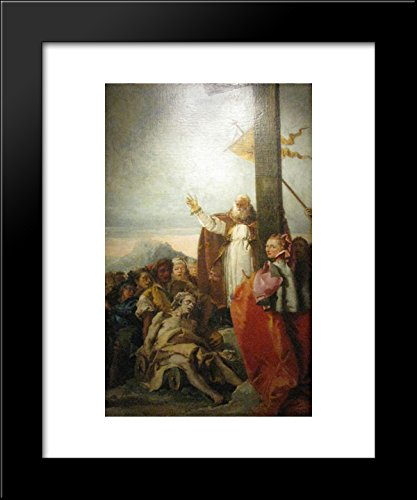 ecd5074b52ab Finding the True Cross 20x24 Framed Art Print by Tintoretto  Amazon.ca   Home   Kitchen