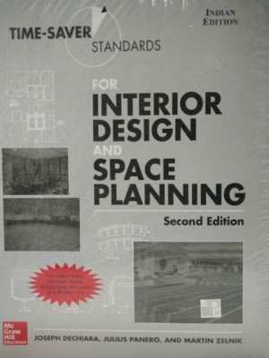 Biography of author martin zelnik julius panero booking for Interior design space planning guidelines