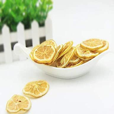 Muestreador de infusiones de hierbas de JQ Rebanadas de limón deshidratado  Más 30 Surtido de sabor 1.1 LB / 500 g: Amazon.es: Alimentación y bebidas