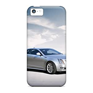 Top Quality Case Cover For Iphone 5c Case With Nice 2011 Cadillac Cts Coupe 2 Appearance