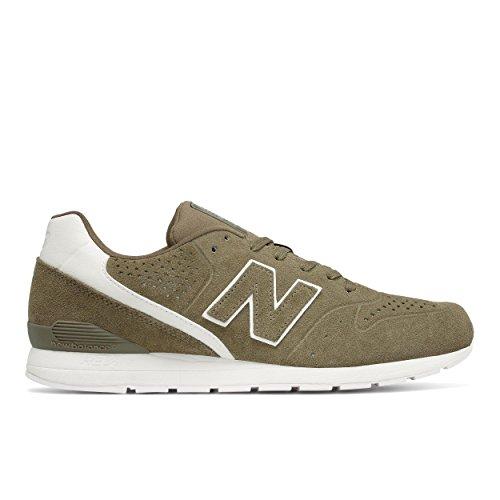 New Balance , Herren Sneaker grün Bianco 43.0