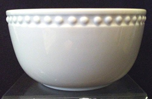 Home Trends CANOPY BEADED Soup Cereal Bowl (Beaded Cereal)