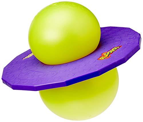 Pogobol Roxo E Amarelo - Estrela Brinquedos Estrela Multicores