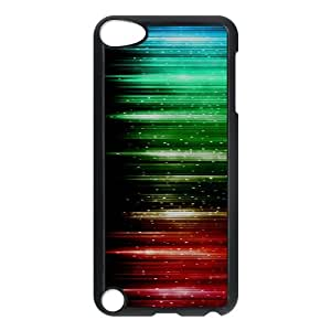iPod Touch 5 Case Black Abstract Free J1733667