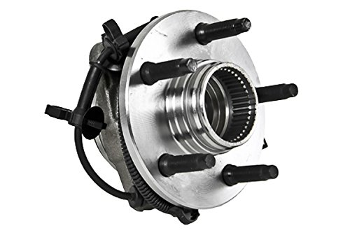 Bearings Troy (Callahan C515027X1 FRONT Premium Grade [ 5 Lug 4WD 4X4 ABS ] AUTO LOCKING Wheel Hub Bearing Assembly [ 515027 ])