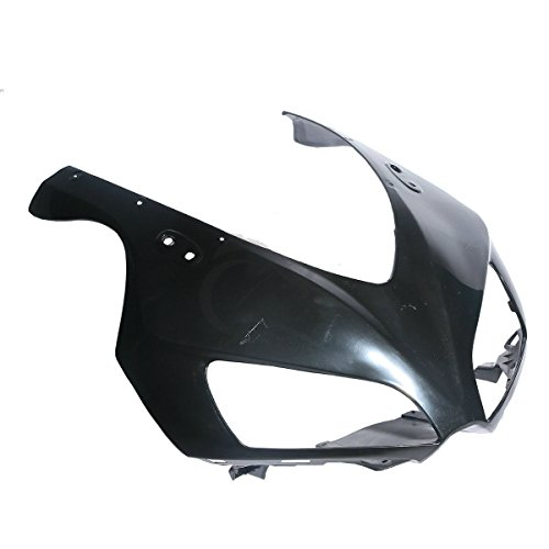 XFMT Unpainted ABS Plastic Upper Front TOP Fairing Cowl Nose For HONDA CBR 1000RR 2006-2007 - Upper Front Nose