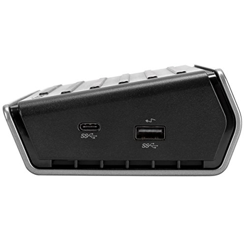 Targus Universal USB-C Dual Video Laptop Docking Station with Charging Power, Audio, & 3 USB 3.0 Ports for PC, Mac, & Android (DOCK410USZ) by Targus (Image #5)