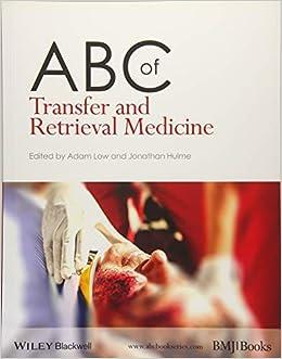 ABC of Transfer and Retrieval Medicine (ABC Series): Amazon co uk