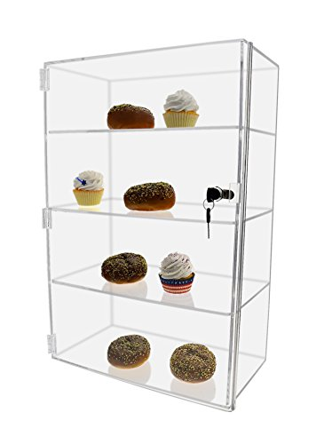 Vertical Acrylic Display Case 24