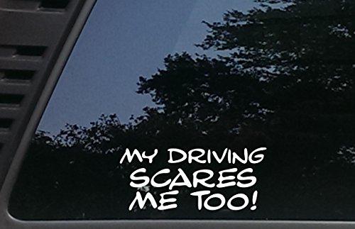 High Viz Inc My Driving Scares Me Too! - 7