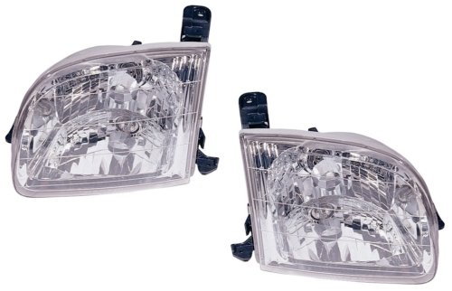 01 tundra headlight assembly - 4